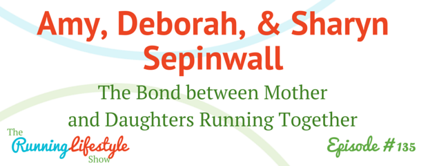 135 the bond between mother and daughters running for The bond between mother and daughter