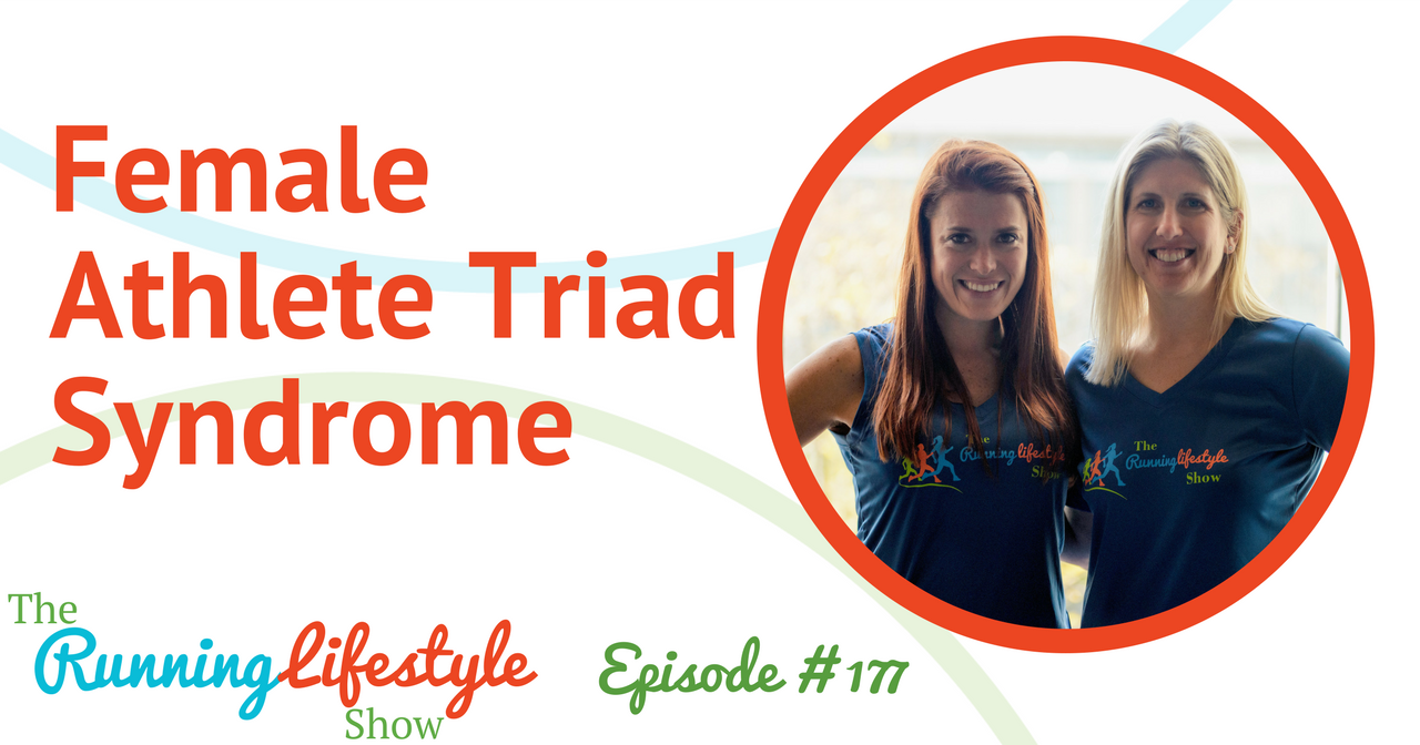female athlete triad The components of the female athlete triad are related in the following way: restrictive eating and excessive exercise can cause a woman to develop an energy deficit this energy deficit or stress condition changes the body's hormone levels.
